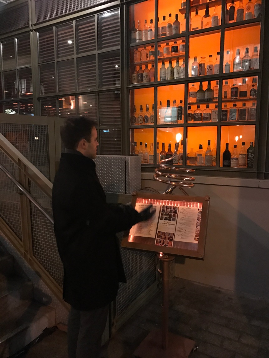 Brandy Library is a Reminder of Why Sometimes You Should Pay $25 Per Drink: People Swing From Ladders to Bring YourLiquor
