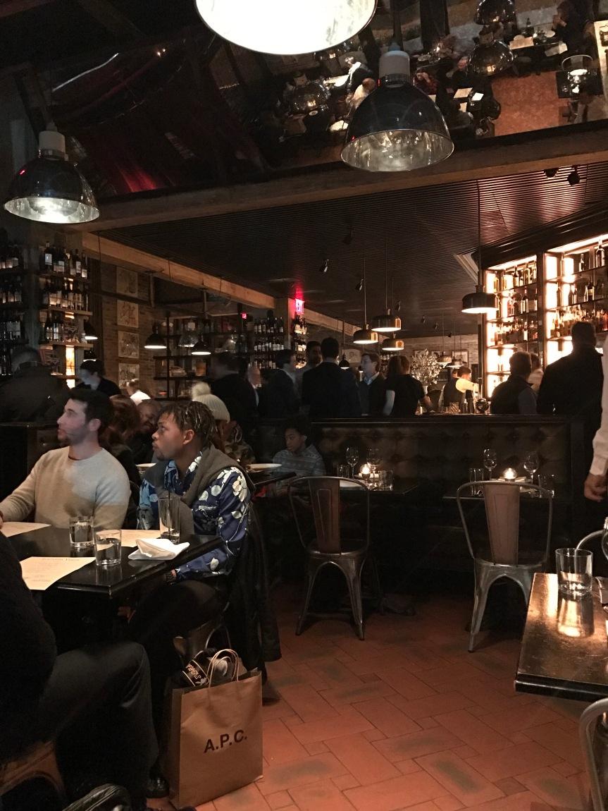 Locanda Verde: A Hustling and Bustling TriBeCa ItalianRestaurant