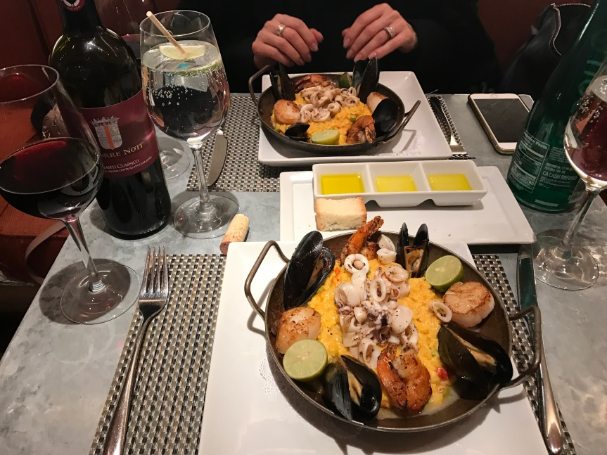 Fig and Olive Fifth Avenue During February 2017 RestaurantWeek